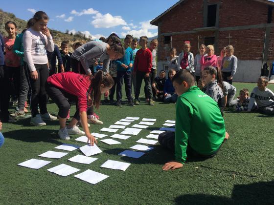 Горски педагози и ученици отбелязаха Международния ден на Земята
