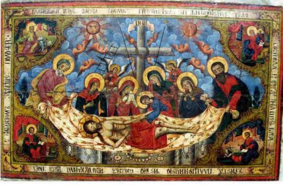На Разпети петък да се преклоним пред жертвата на Христос!
