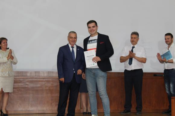 Георги Мутафчиев е младият фермер, който ще представлява България в Брюксел