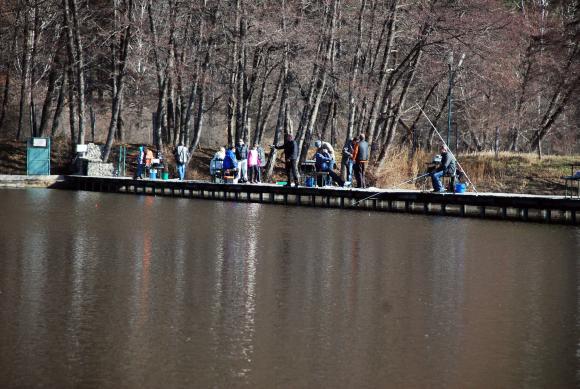 """Предстои национално състезание по риболов на язовир """"Мандра"""""""