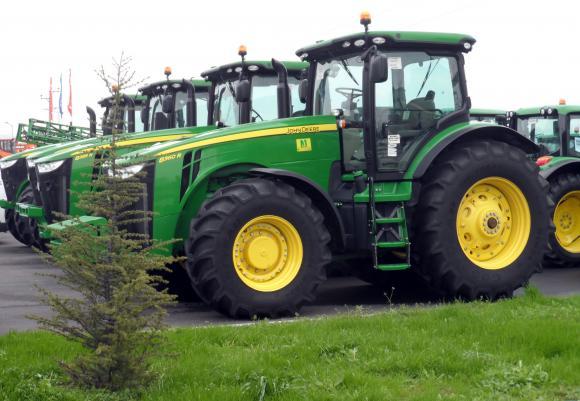 Продажбите на мощните трактори поддържат ръста на пазара в САЩ