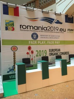 Европейската асоциация на биофермерите с конгрес в Румъния