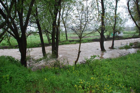 До 36 литра на квадратен метър дъжд ще се изсипе на Еньовден в някои райони