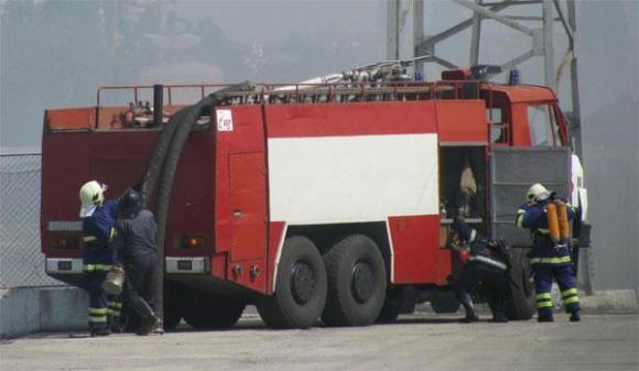 Пожар в склад унищожи 10 тона слънчоглед във Видин