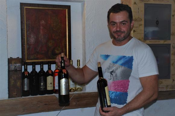 Как лозарството в Мезек създава от лекаря Георги съвършен винар