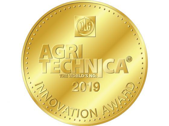 John Deere спечели единственния златен медал на Агритехника 2019