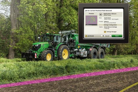 Настройте вашия трактор и инвентар с един клик