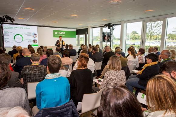 Стратегията на BASF в земеделието - растеж чрез иновации