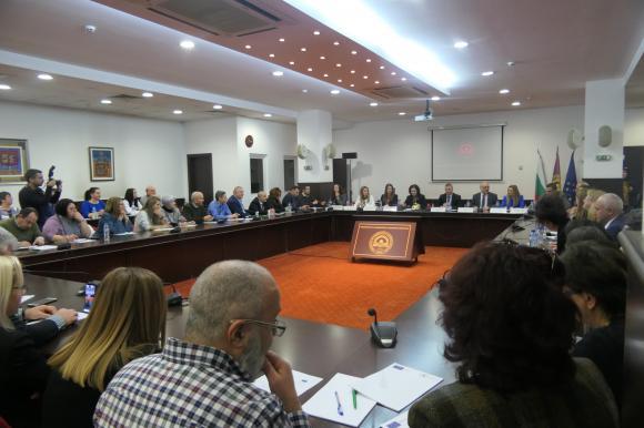 Министър Танева: В средата на годината да стартираме изготвянето на стратегическия план за ОСП