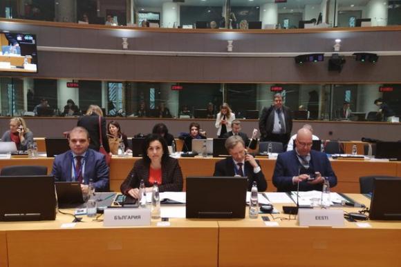 България настоява да се изработи наръчник за биосигурност в ЕС