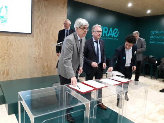 Селскостопанска Академия се присъедини към Европейския изследователски алианс