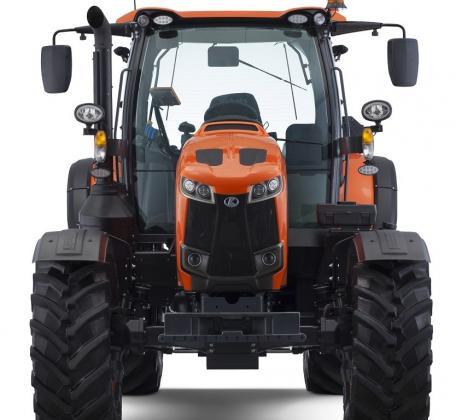 Кубота пусна чисто нова серия трактори M6002