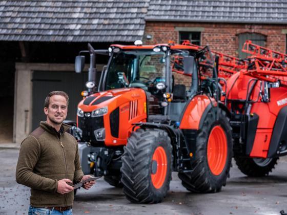 Кубота навлиза на руския пазар на трактори