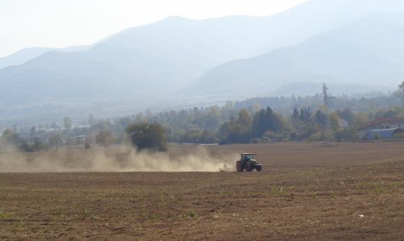 Условията за суша в редица региони на южна и централна Русия са налице