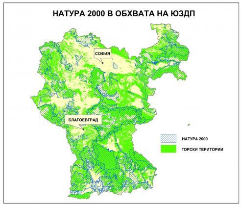 Иновативен проект за възстановяване на увредените гори в НАТУРА