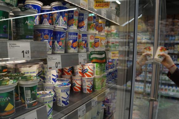 В супермаркетите ще се допуска кисело мляко само с до 1,6 процента сухо мляко