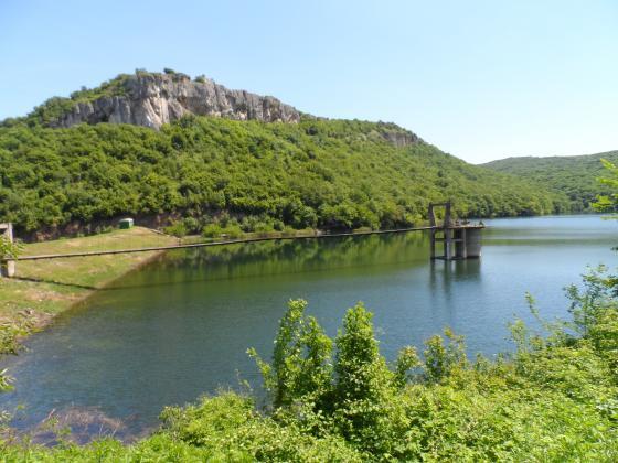 Разрешиха напояване с 1 милион кубика вода от язовир Шумен