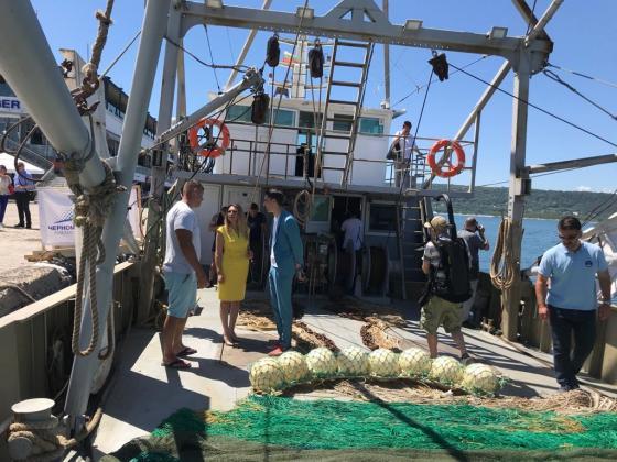 В ход е оценка на рибарски проекти по извънредното финансиране