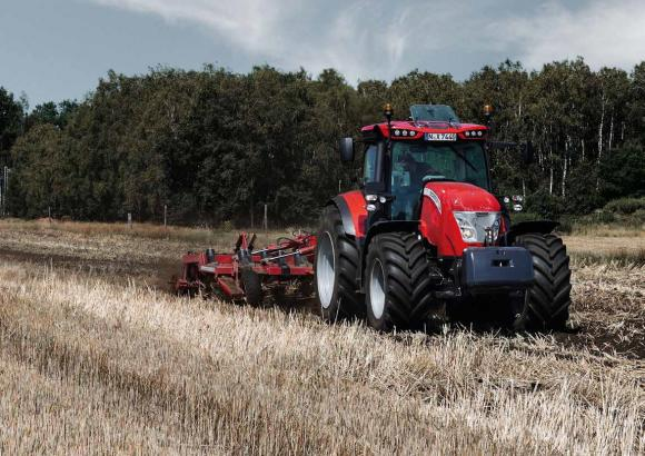 McCormick X7 отговаря на най-взискателните нужди на фермерите