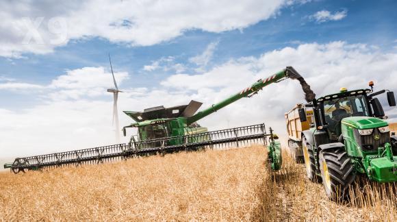 Добивът от пшеница в Добричко засега е със 71 на сто под миналогодишния