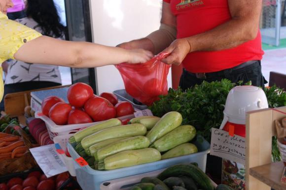 Открит е приемът на проекти за фермерските пазари