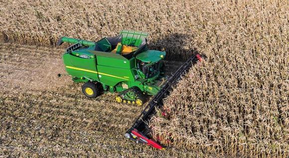 Хедери Geringhoff - разумното решение за прибиране на царевица и слънчоглед