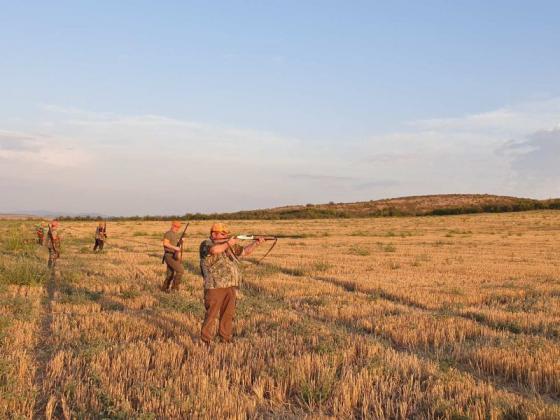 Започват масови проверки по време на ловните излети