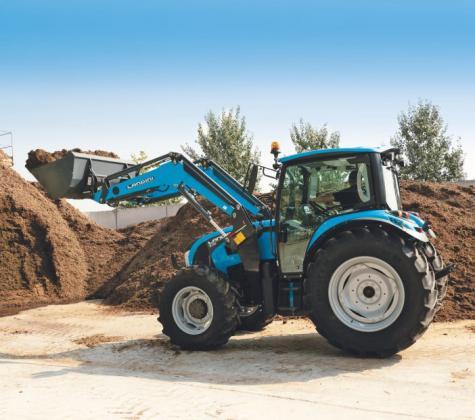 Тракторът Landini 5-100 - Машина на месеца става хит сред животновъдите