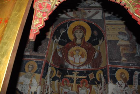 На 8 септември църквата отбелязва Рождеството на пресвета Богородица