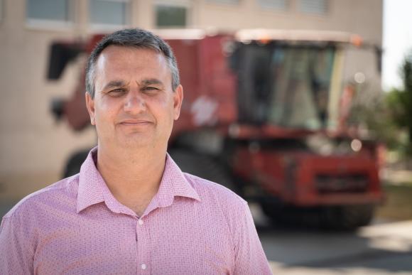Генадий Григоров: Модерната агротехника е ключова за успешното стопанство