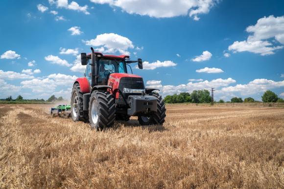 Case IH Puma - Универсалният трактор за всяко стопанство!