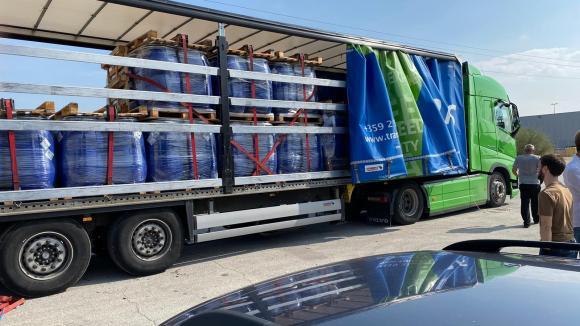 Над 255 т стари пестициди пътуват за обезвреждане към Франция