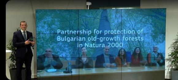 """Старите български гори получиха вота на европейците за наградата """"Натура 2000"""""""