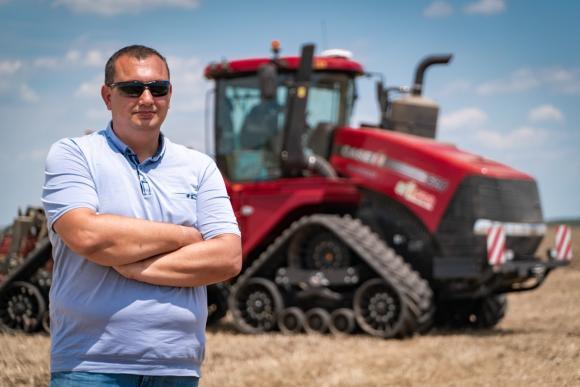 """Давуд Давуд, от """"БГ АГРО"""" АД: Успешен агробизнес се прави с иновативна техника и технологии!"""
