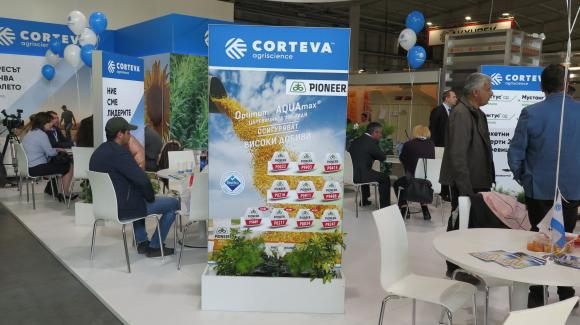 Наградиха Corteva за производител на годината сред големите компании в САЩ