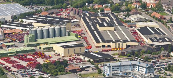 Фирма Бонеро ЕООД стана официален представител на Grimme - лидер при машините за картофопроизводство