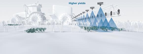 BASF и Бош ще разработват съвместно дигитални технологии за селското стопанство
