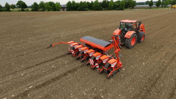 Преодоляно е изоставането в есенната кампания при повечето култури, но не и при пшеницата