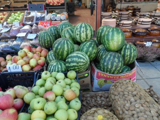 Климатичните промени вдигат добивите от плодове и зеленчуци в Украйна