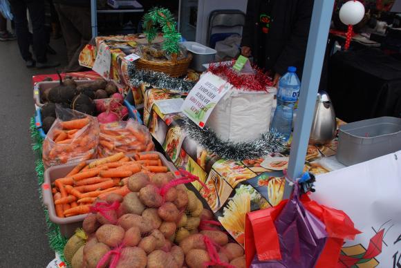 На 16 декември отново ще има фермерски пазар пред агроминистерството