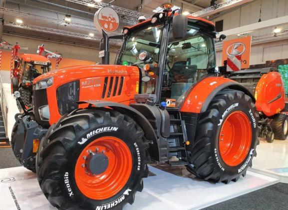 Кубота отново е сред най предпочитаните марки трактори на българския пазар