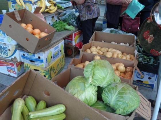 Приходите от износа на плодове и зеленчуци от Испания нараснаха с близо 8 на сто