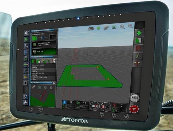 Кои са предимствата на сеитба с прецизните технологии на Topcon