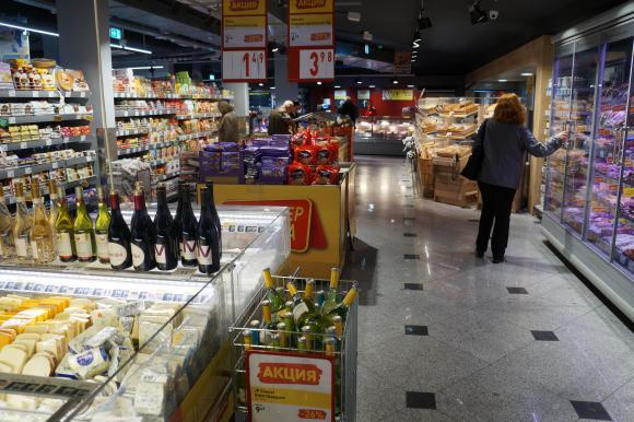 В Чехия глобяват жестоко магазините за продажба на храни с двоен стандарт