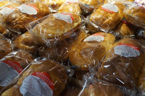 Над тон и половина негодни храни са унищожени по Великденските празници