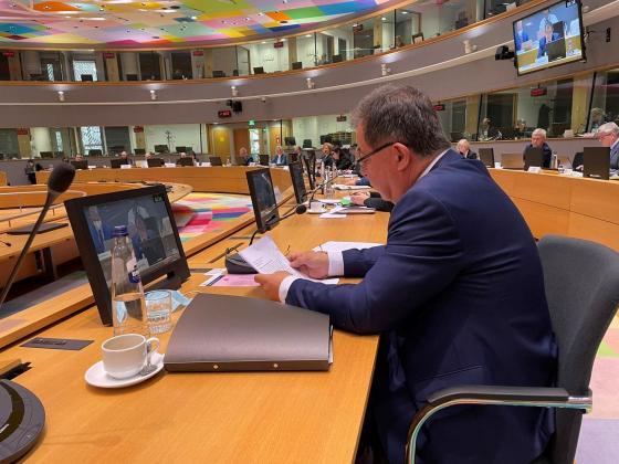 Бозуков: Не се постигна споразумение по реформата за Общата селскостопанска политика