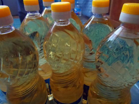 Олиото в Украйна поевтиня с близо 200 долара на тон само за ден