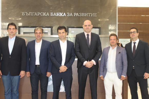 Министър Петков обяви попълнението в управата на банката за развитие